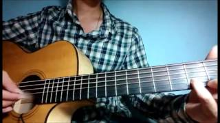 She Neva Knows (JustaTee) - Fingerstyle ( version 2 demo ) - Mild Wind