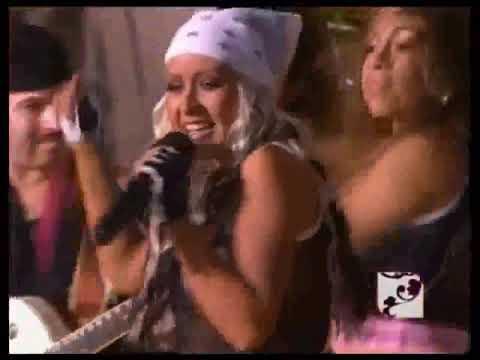 Christina Aguilera  Dirrty   ft Redman
