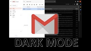🖤 Dark Mode 🖤 - Gmail Switching to Dark Mode