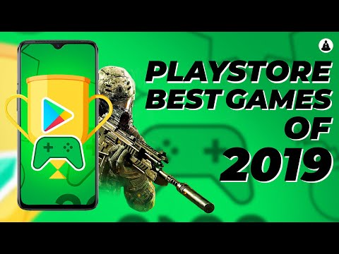 Best Android Games Of 2019 By Google Play Store