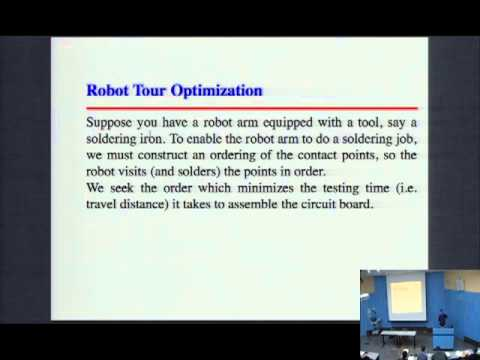 CSE373 2012 - Lecture 01 - Introduction to Algorithms
