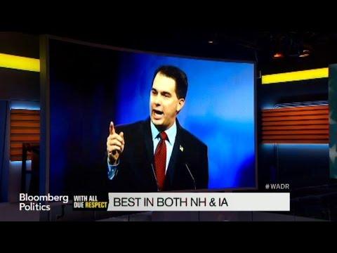 Al Hunt: Chris Christie Is Rudy Giuliani If He Doesn't Win NH