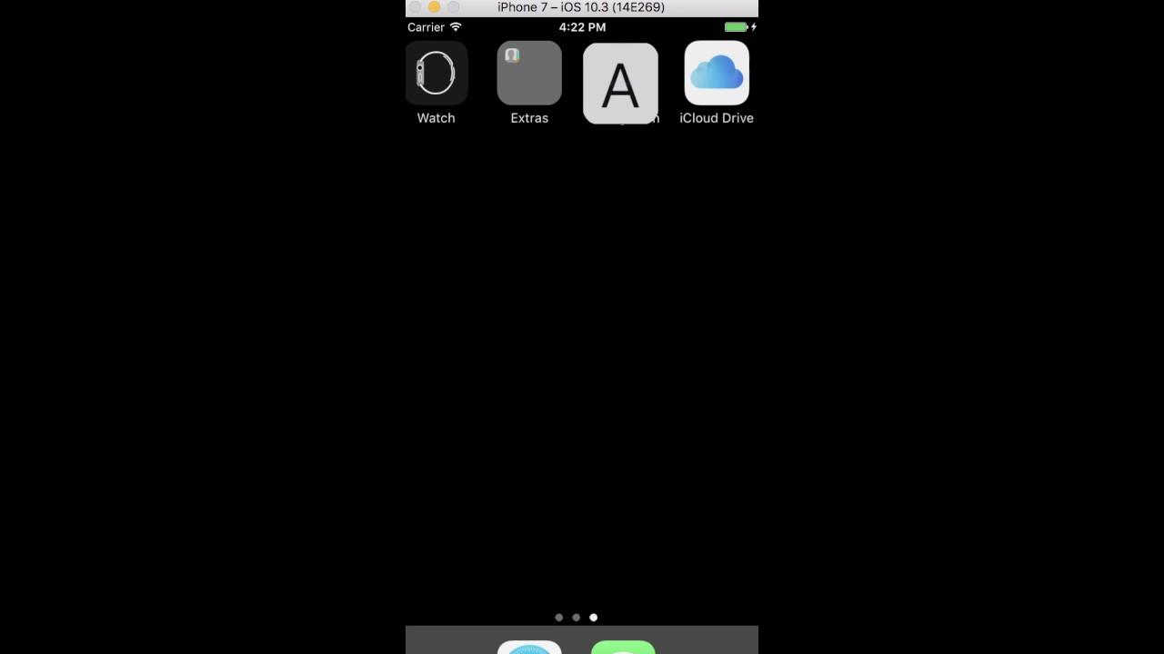 Swift World: Change your app's icon programmatically in iOS 10 3