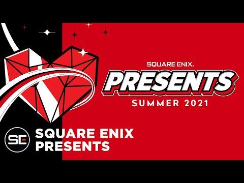 Square Enix Presents Summer Showcase(日本語)