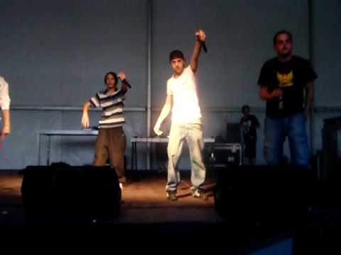 Eneko,Gareta,Seron y Lone - No hay tregua (Actur Side 2009,Zaragoza)