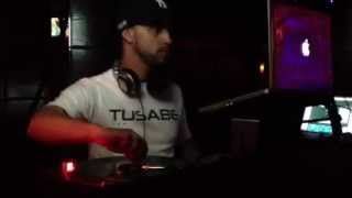 DJ Cruel ONE rocking at Life Lounge, Paterson, NJ