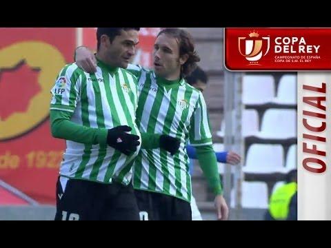 Resumen de UE Lleida (1-2) Real Betis - HD