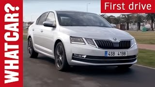 2017 Skoda Octavia review | What Car? first drive