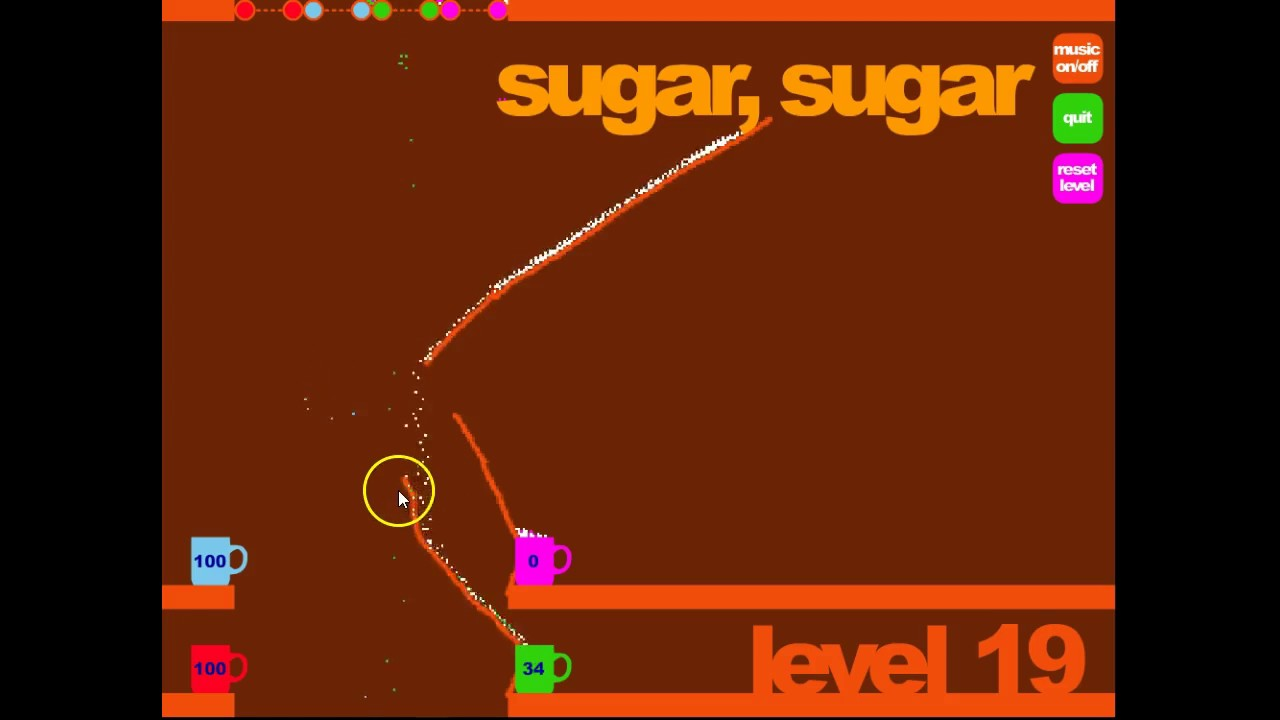 Sugar Sugar Game