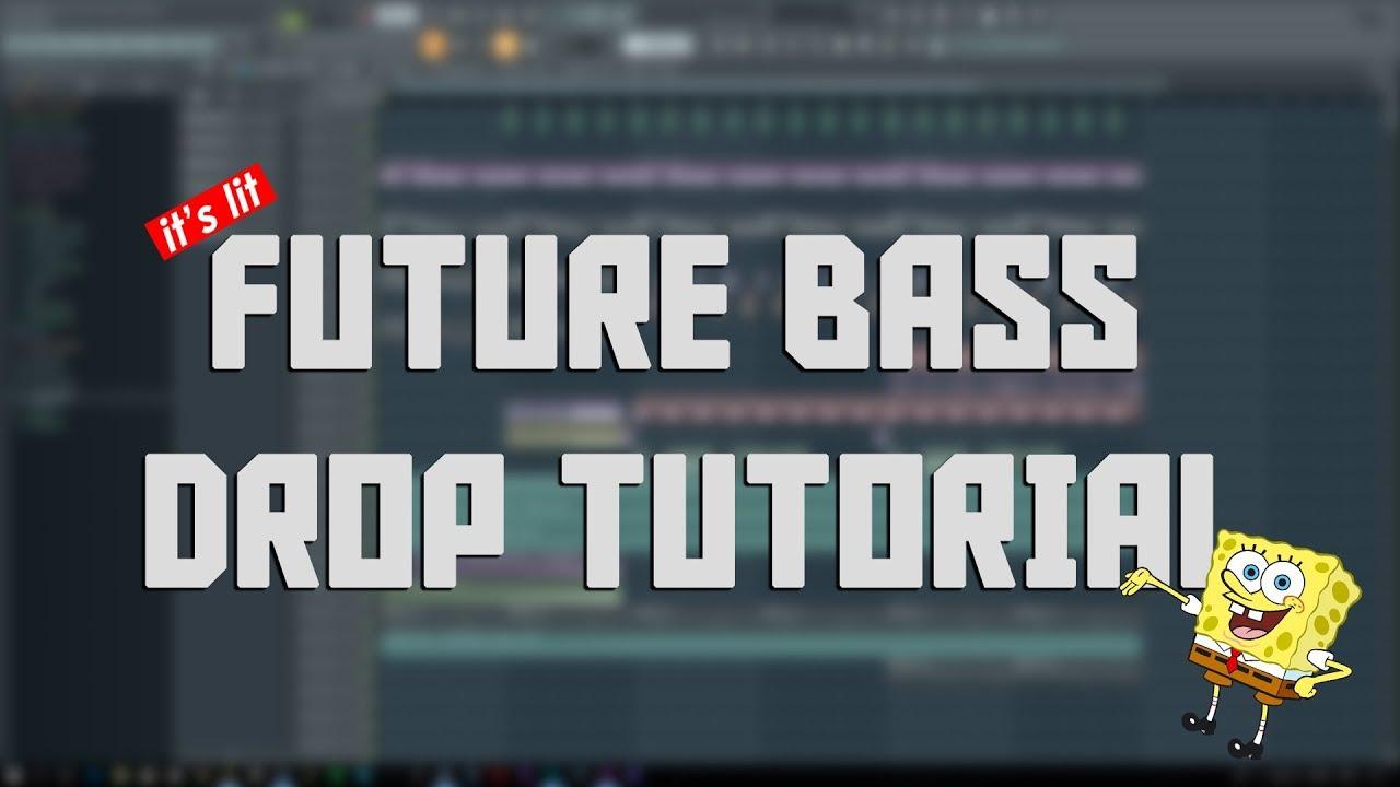 Dirty dubstep wobble & bass drop tutorial (fl studio clearcut 10.