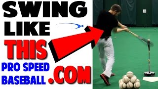 Recruitment Ready Swing | Pro Swing System | Pyramid Challenge (Pro Speed Baseball)