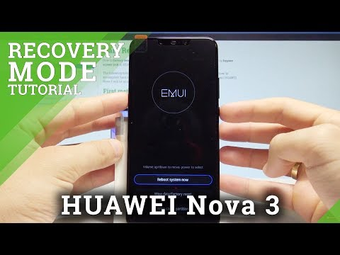 HUAWEI Nova 3 EMUI Mode / Hidden Menu / Recovery Mode - YouTube
