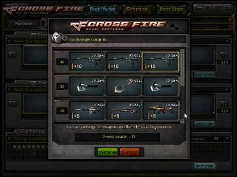 Crossfire europe coupon codes