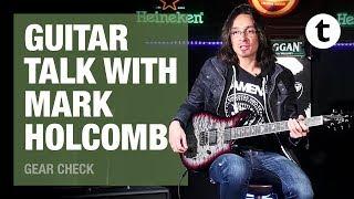 Guitar Talk | Mark Holcomb | Periphery, Haunted Shores