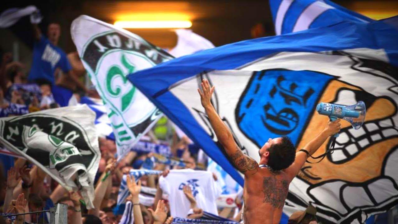 Schalke 04 Fans Ultras Avanti Youtube