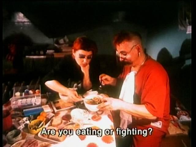 """СЕМЬЯ КЛОУНОВ"" (The clowns family), реж. Н. Гугуева, 2003"