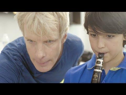 Clarinet Students meet Martin Fröst l Buffet Crampon