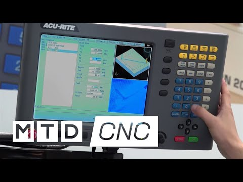 One Of The Easiest Cnc Milling Controls On The Market