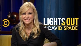 Anna Faris Asks David Spade If He Would Date a Real Housewife - Lights Out with David Spade
