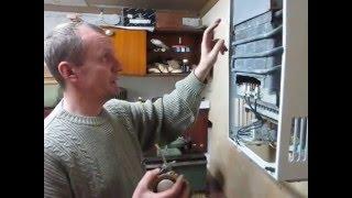 видео Ремонт китайской газовой колонки.