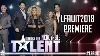 EXCLUSIVE ! Discover the 9 first minutes of the 1st episode | France's Got Talent 2018