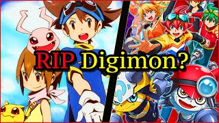 What is Appmon!? The Death of Digimon?
