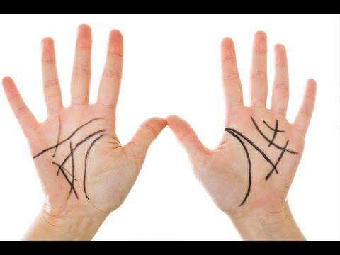 правая или левая? какую руку смотреть? хиромантия
