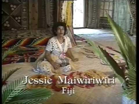 Fijian Village -  Polynesian Cultural Center