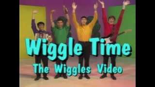 The Wiggles - Get Ready To Wiggle 1991 (Instrumental)