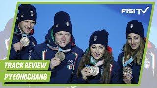 Track Review: Il bronzo nella staffetta mista di Biathlon a Pyeongchang