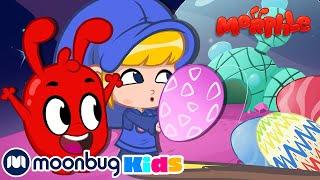 Space Easter Egg Hunt with Best Friend MORPHLE Kids Cartoons & Songs   MOONBUG KIDS - Superheroes