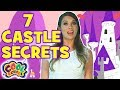 🌈💖SEVEN CASTLE SECRETS 🌈💖Princess and the Pea | Story Time with Ms. Booksy | Cartoons for Kids