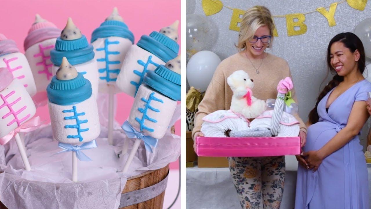 "Кул идеи за модерните трудници кои организираат ""baby shower"" забава"