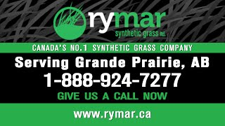 Grande Prairie Synthetic Turf Artificial Sports Field Landscaping Fake Grass