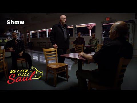 Better Call Saul - Mike vs Hector Salamanca [Part 2]
