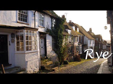 Rye | Travel Vlog