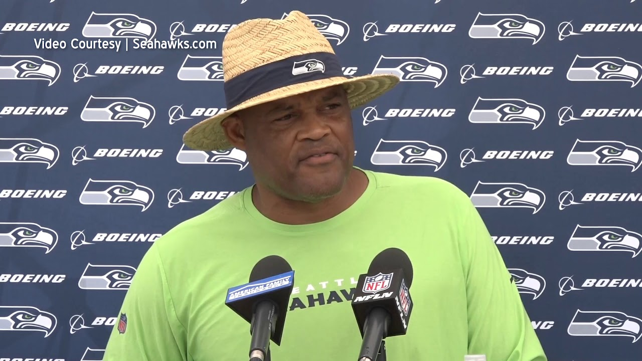 Ken Norton Jr on Competitions 2019-08-14