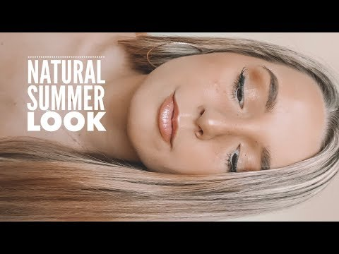 Natural Summer Makeup Look with Faux Freckles | Gorgeous Cosmetics