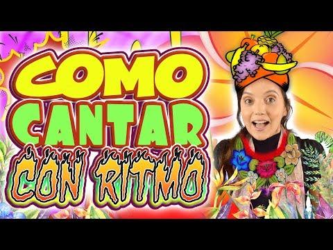 Como CANTAR con RITMO: Como llevar el ritmo de una Canción - Ceci Suárez Clases de Canto   Lapnayh