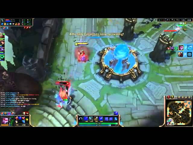 League of Legends   Vayne Pentakill