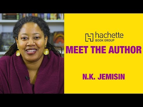Meet The Author: N. K. Jemisin