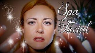 ★Dreamy Creamy Spa Facial ºoO★ Relaxation | ASMR | Face Massage