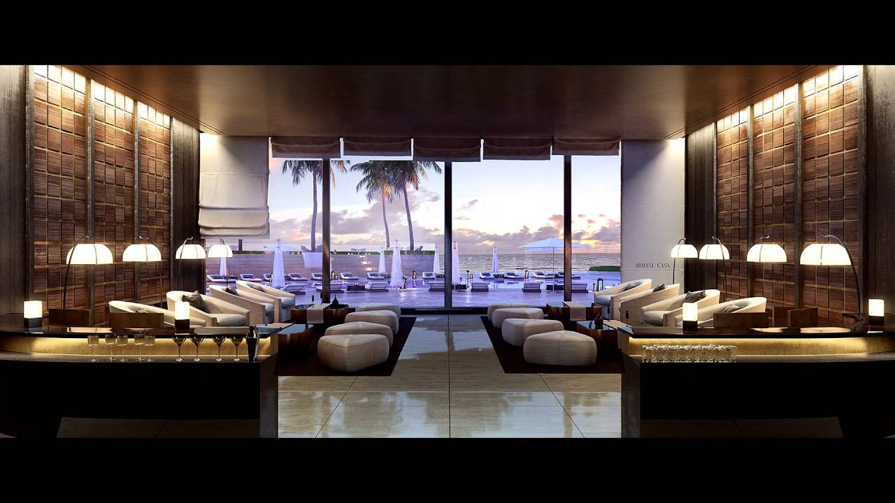 Ultra Luxury Residences By Armani Casa Sunny Isles Miami