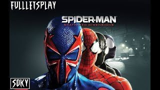 🔴Spider-Man: Shattered Dimensions | Full Lets Play