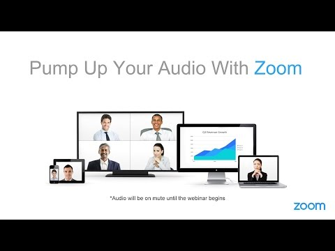 Pump Up Your Audio With Zoom