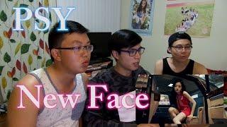PSY - 'New Face' MV Reaction [DABBING NAEUN!?!?]