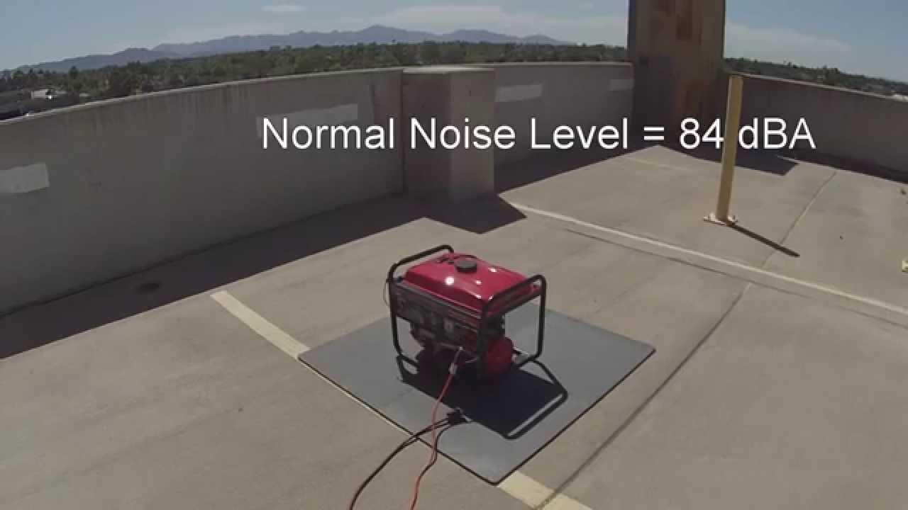 Generator Quiet Box Sound Enclosure Youtube