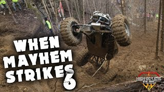 ROCK BOUNCER CRASHES ROLLOVERS & CARNAGE WHEN MAYHEM STRIKES 6 THE 2017 COMPILATION