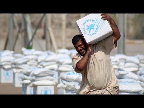 الأمم المتحدة: 168 مليون شخص سيحتاجون للمساعدة عام 2020 أولها اليمن …  - 12:59-2019 / 12 / 4