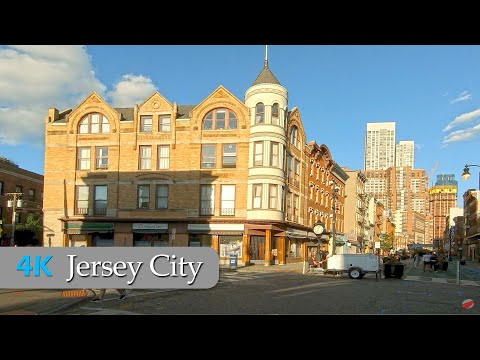 Downtown Jersey City NJ